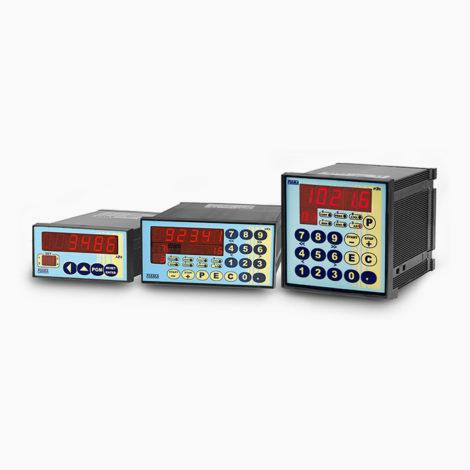 Visualizzatori Elettronici Posizionatori Fiama