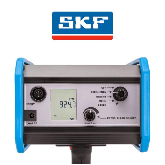 Stroboscopio SKF TKRS 41 frontale