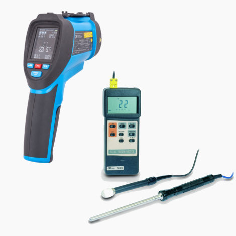 Misurazione di temperatura