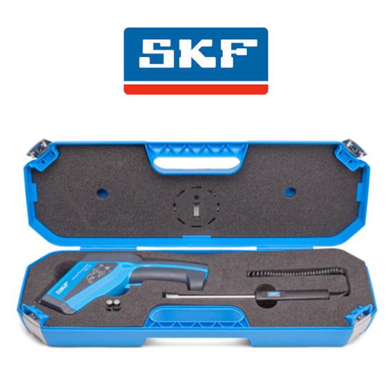 Termometro a infrarossi SKF TKTL 31 custodia